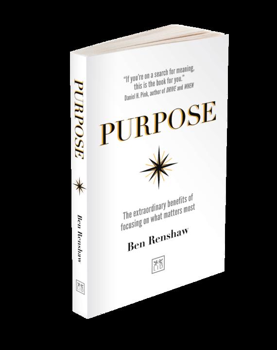 Purpose by BEN RENSHAW